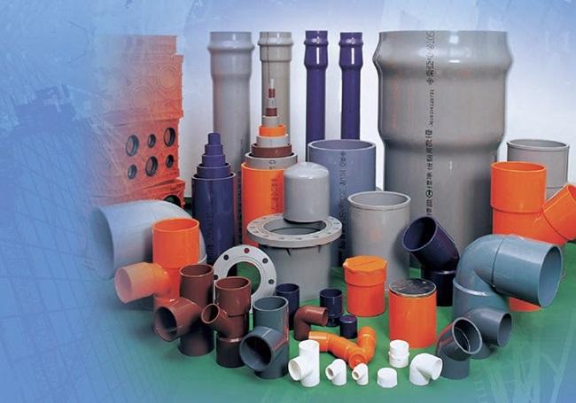 Dùng hạt PVC để làm ống dẫn nước an toàn cho sức khỏe
