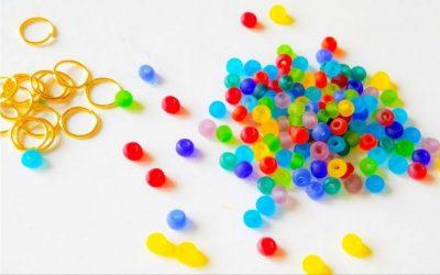 Hướng dẫn chọn mua hạt nhựa làm vòng tay