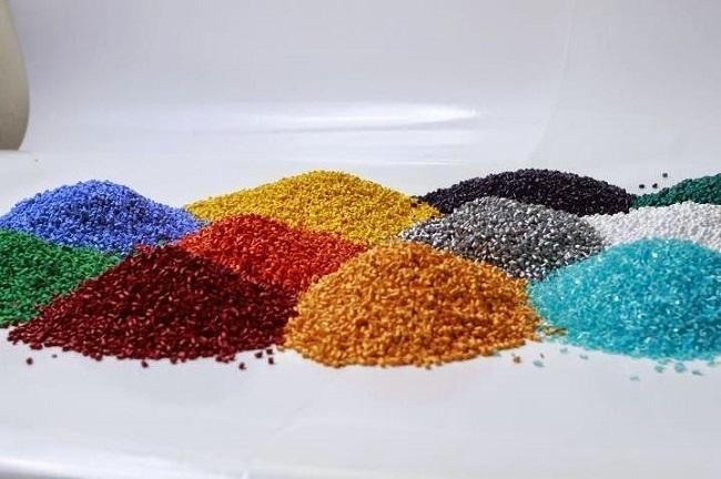 Hạt nhựa màu có nhiều loại màu sắc khác nhau