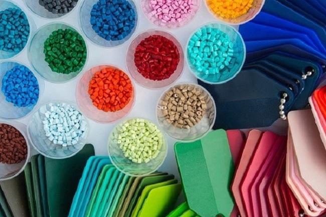 Hạt nhựa PP có nhiều màu sắc khác nhau