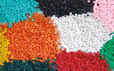 Hạt nhựa màu tạo ra các sản phẩm nhựa đa sắc