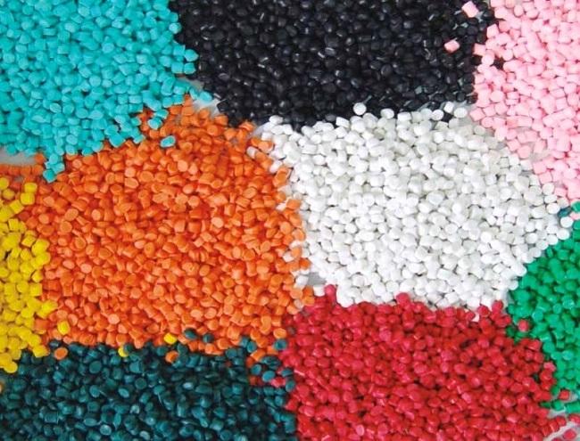 Hạt nhựa tạo màu cho sản phẩm nhựa
